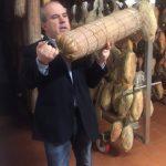 Sollevamento di pancetta Maxima: 12 kg, stagionata 2 anni